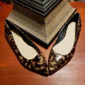ASOS Leopard Print Flats (6)